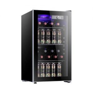 Antarctic Star Bottle Wine Cooler:Cabinet Refrigerator