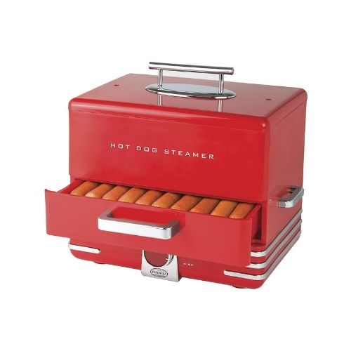Nostalgia Extra Large Diner-Style Steamer review