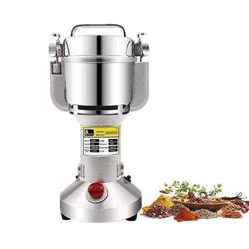 CGOLDENWALL Electric Grain Grinder Mill
