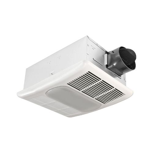 Delta Electronics Exhaust Light and Heater Ventilation Bath Fan