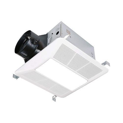 KAZE APPLIANCE Ultra Quiet Bathroom Exhaust Fan with LED