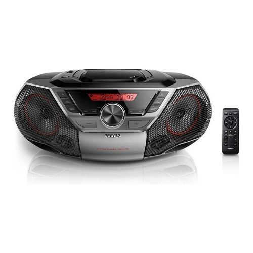 Philips Portable Boombox CD Player