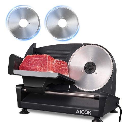 AICOK Electric Food Slicer Machine