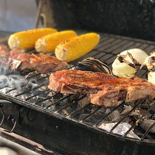 cleaning your grill grate
