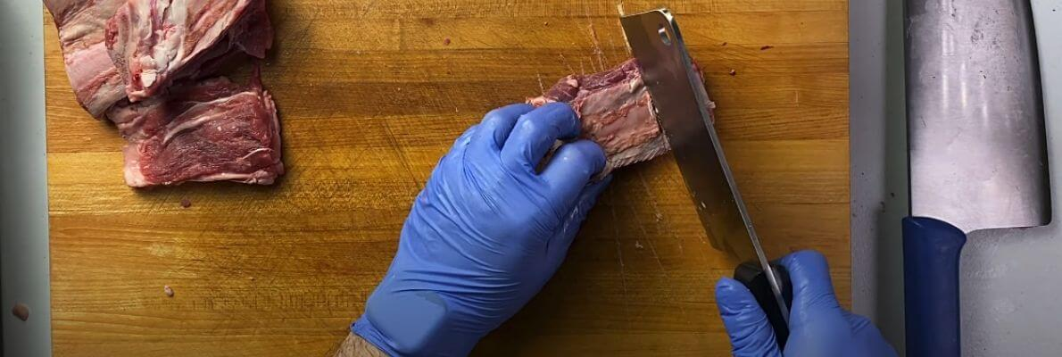 cleaver knives for meat