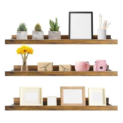 Giftgarden Floating Shelves