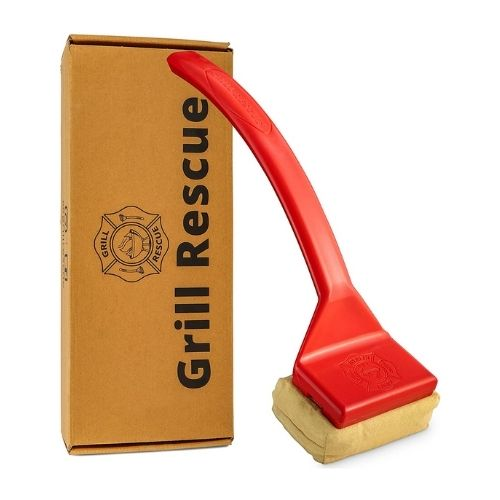 Grill Rescue BBQ Replaceable Cleaning Head