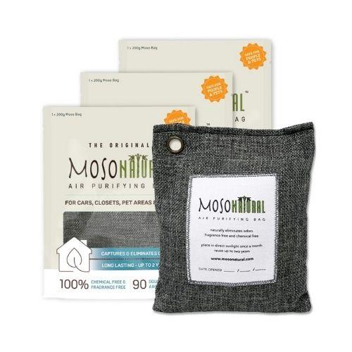 Moso Natural Original Air Purifying Bag