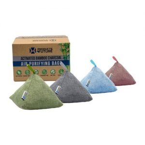 Products4futureNaturally Activated Bamboo Charcoal Air Purify Bags